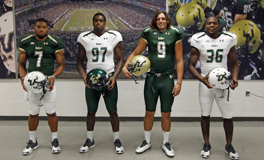 SPORTS_Student Athletes_Credit USF Athletics