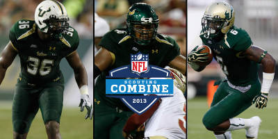 SPORTS_NFL Combine_Credit USF Athletics