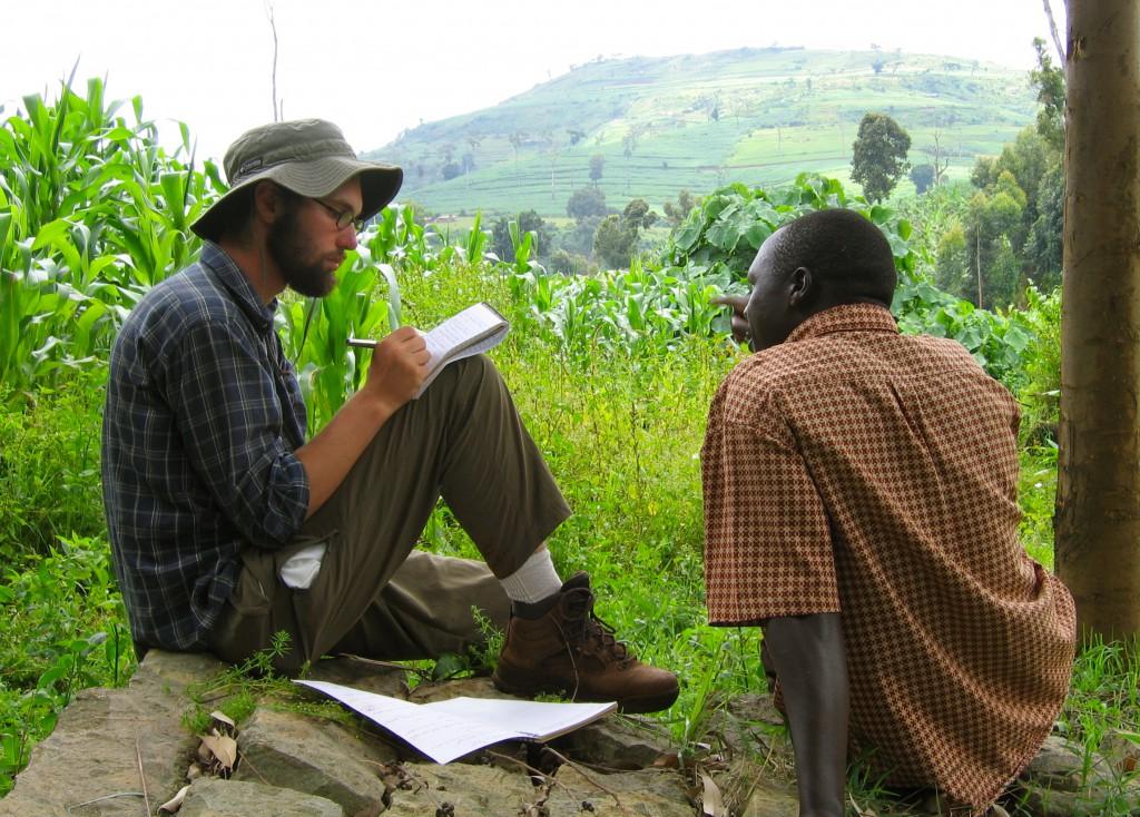 Stole dissertation, hardworking grandfather inspire professor