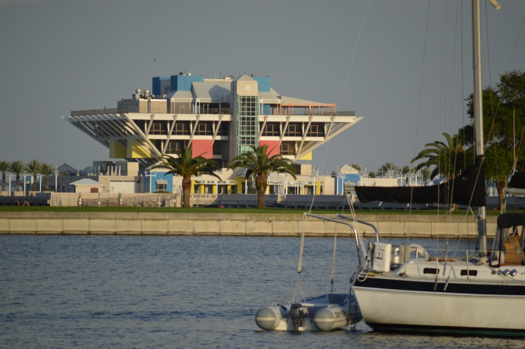 "The design favored to replace the current pier is ""Destination St. Pete Pier."" It retains the iconic inverted pyramid design of the current pier."