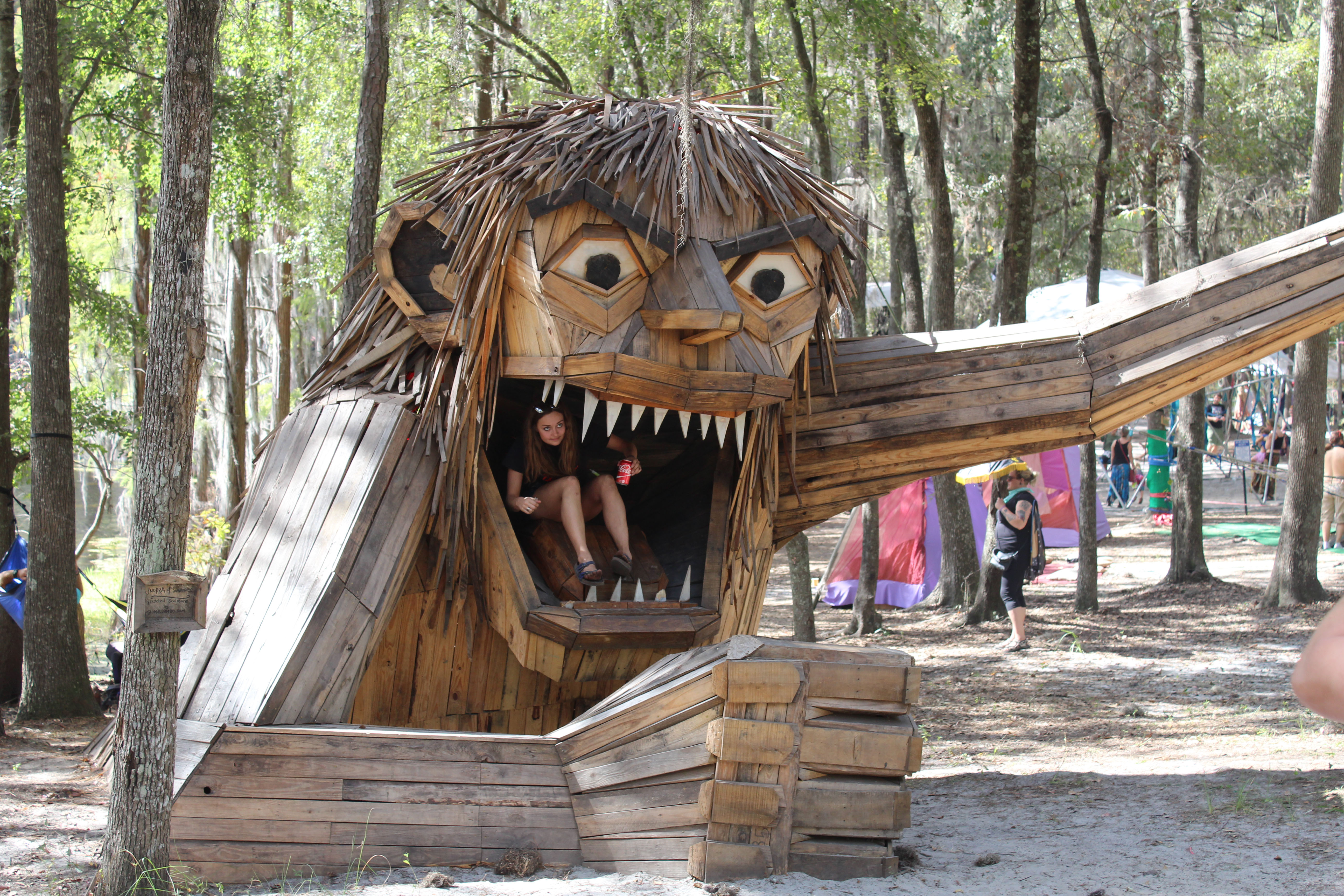 In The Forest: Hulaween Music and Arts Festival 2016 Review