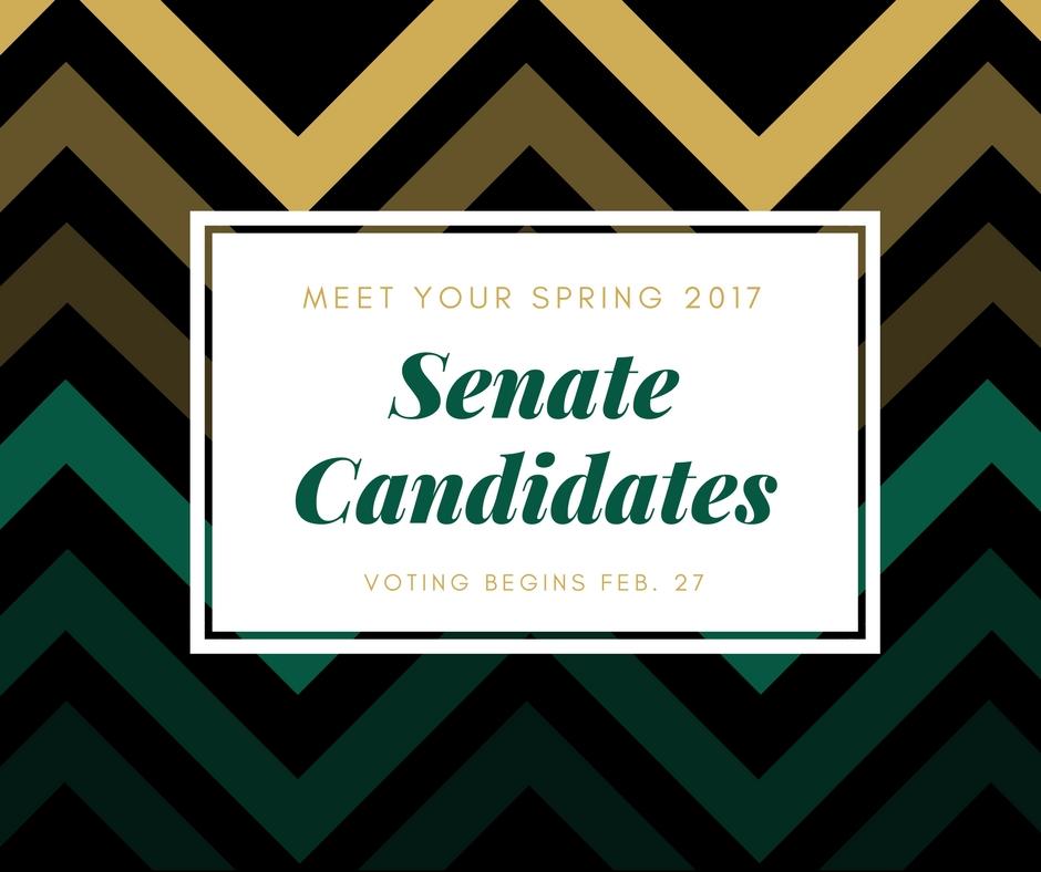 Meet the senate candidates