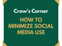 How to Minimize Social Media Use