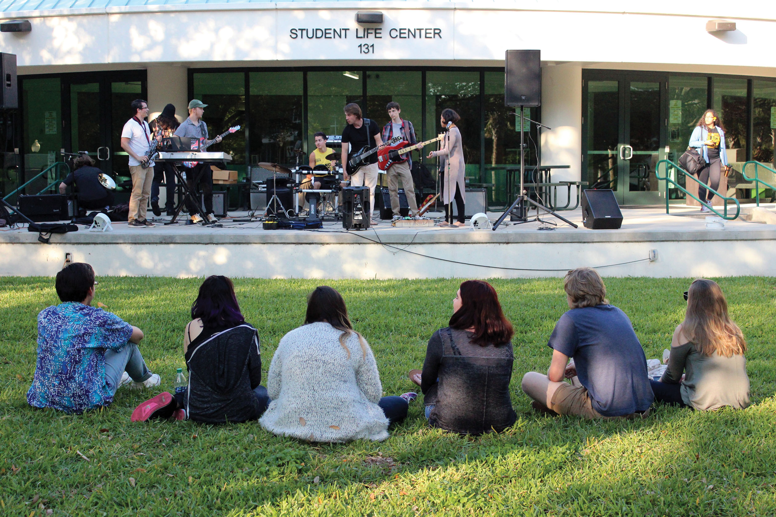 Music After Dark showcases student musicians