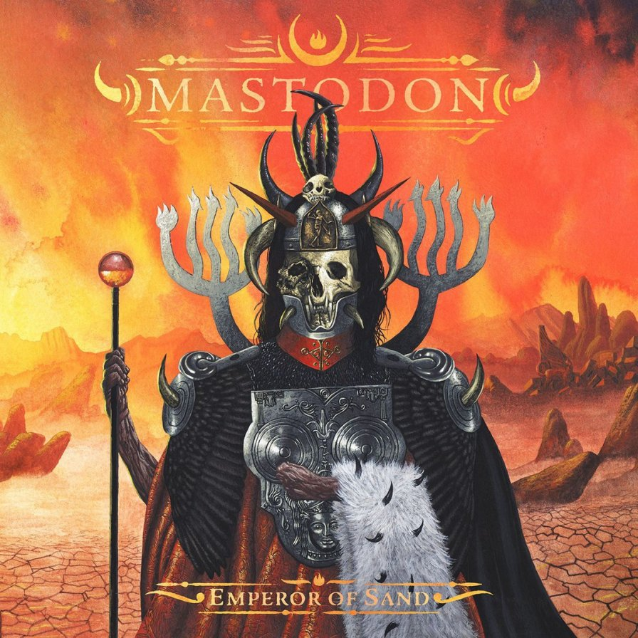 "Review: Mastodon's ""Emperor of Sand"" lacks a unified sound"