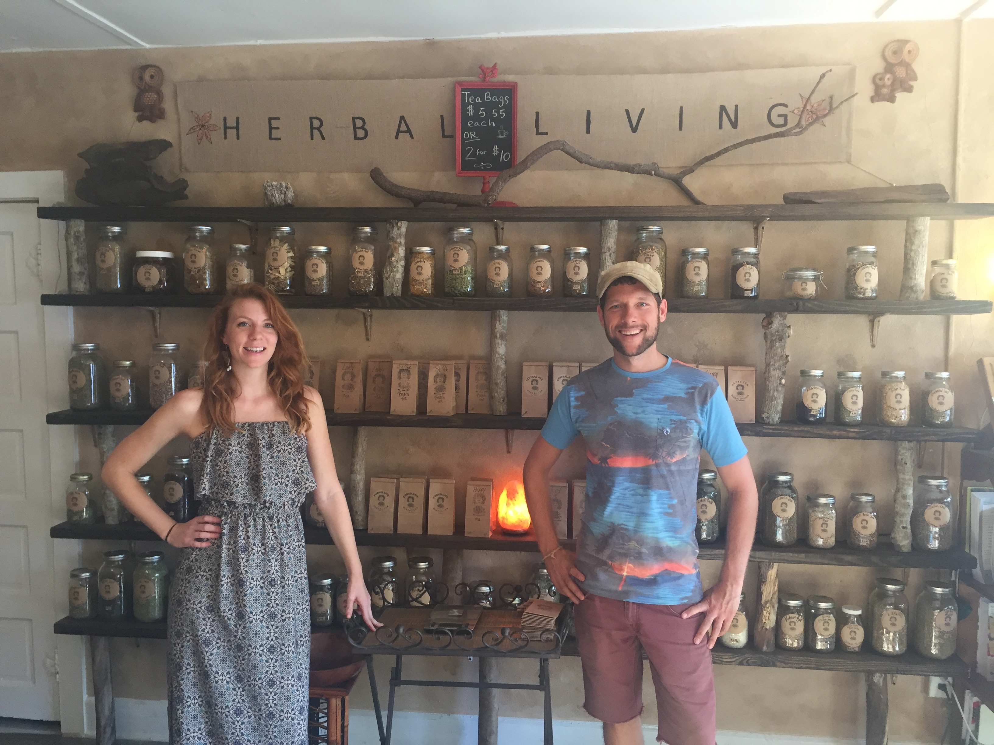 Local business plants herbal roots in St. Petersburg