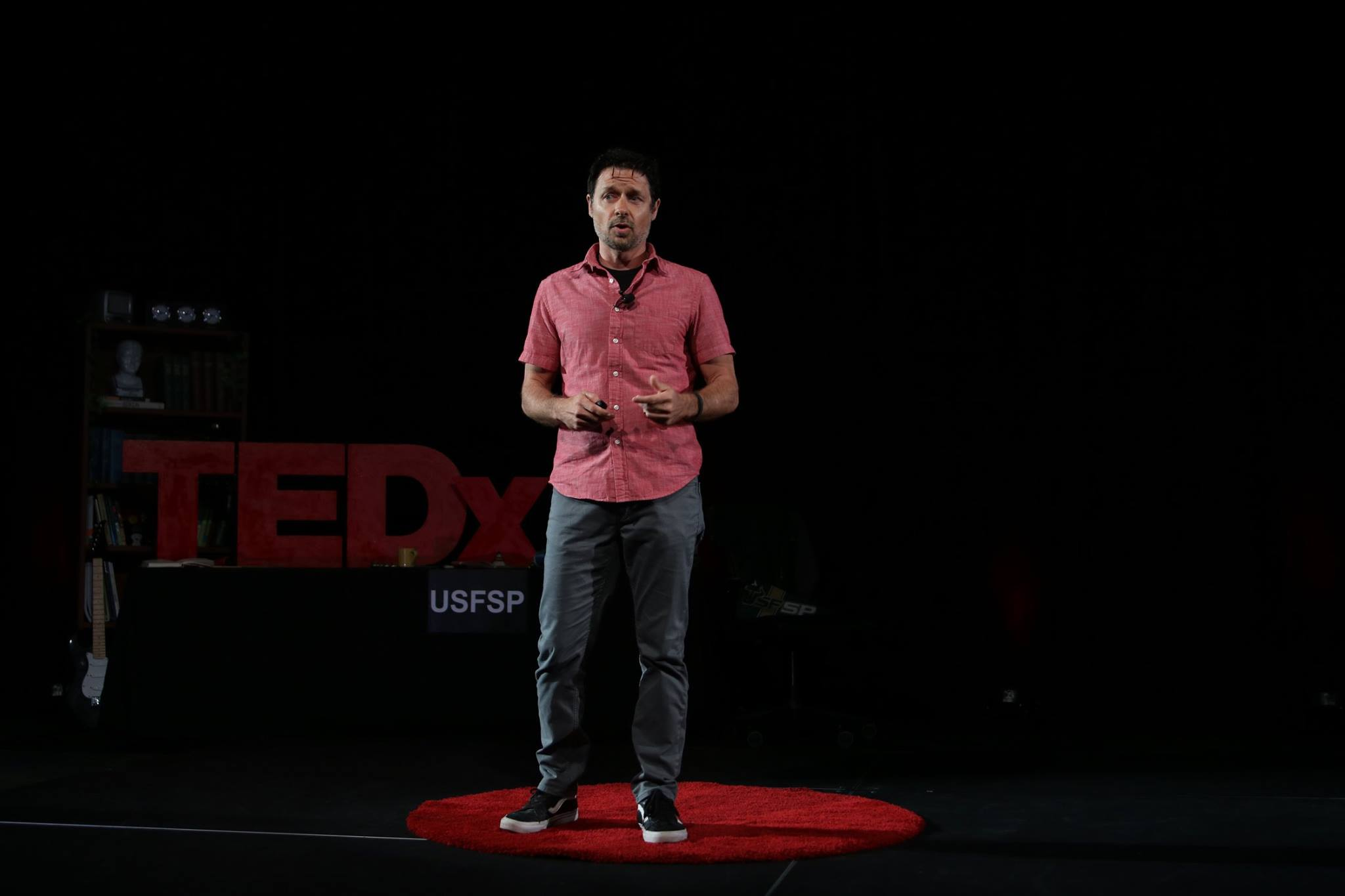 TedxUSFSP: Sparking Change within a new generation