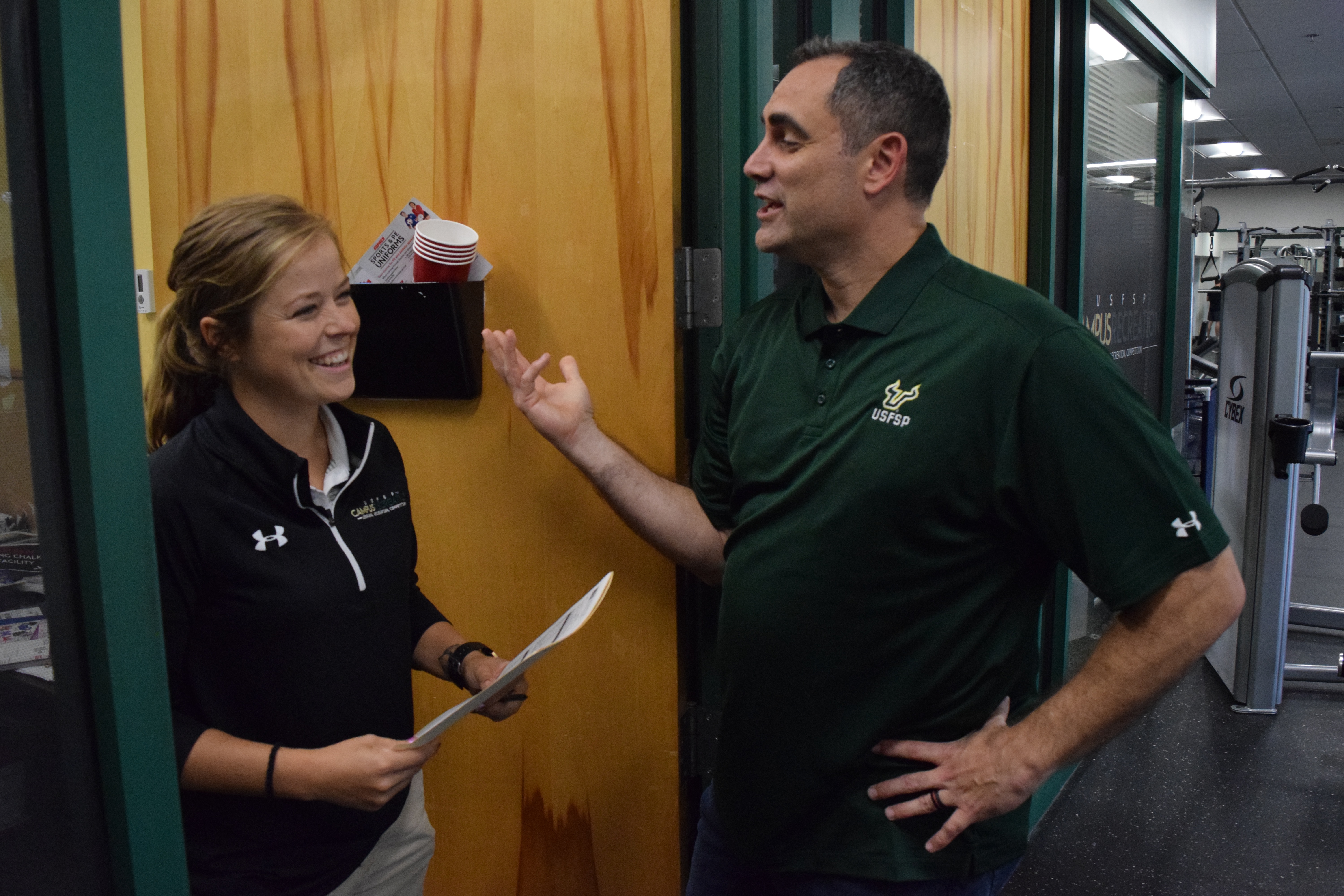 New head of Campus Rec focused on growing department