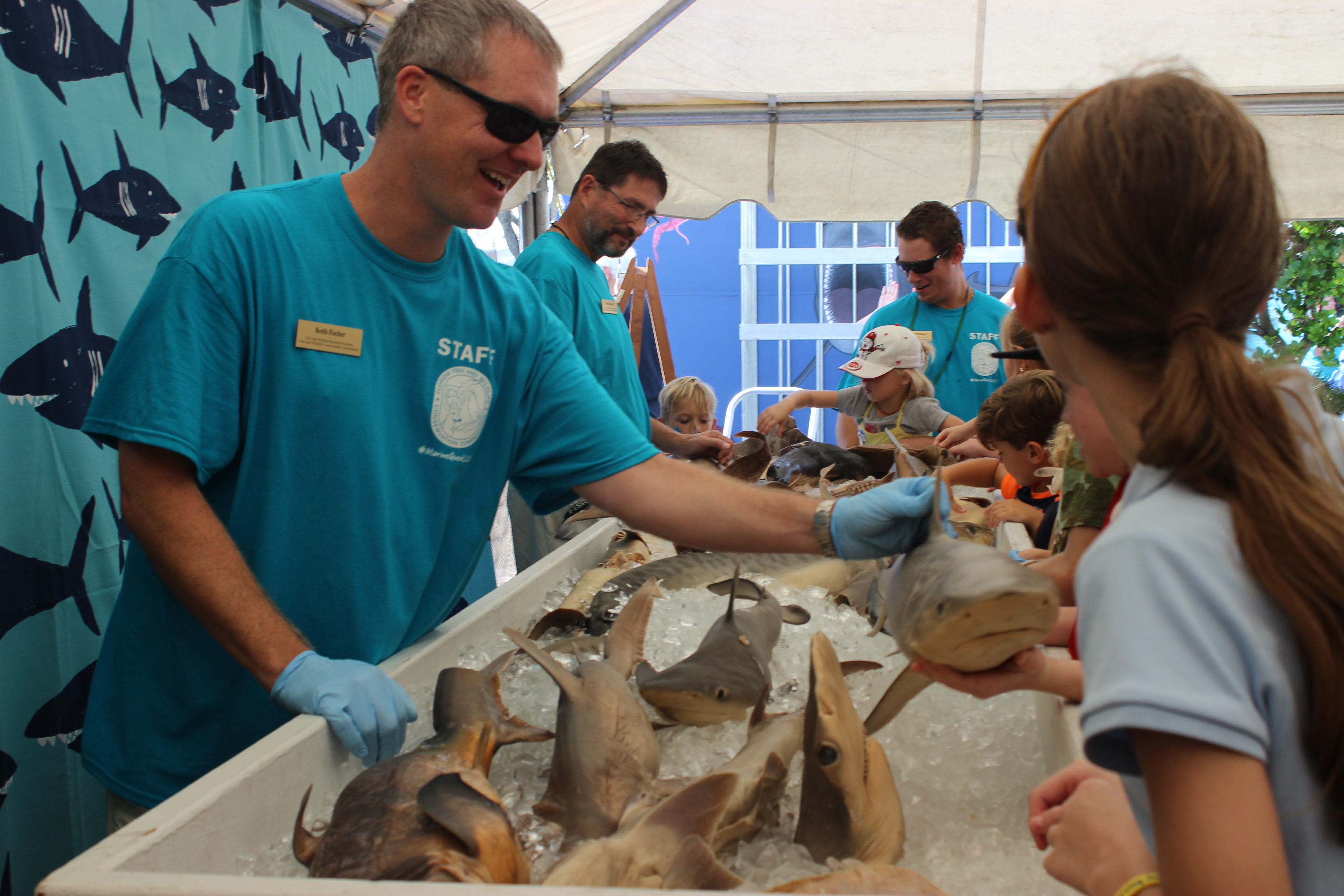 Science Fest and MarineQuest bring zest to campus