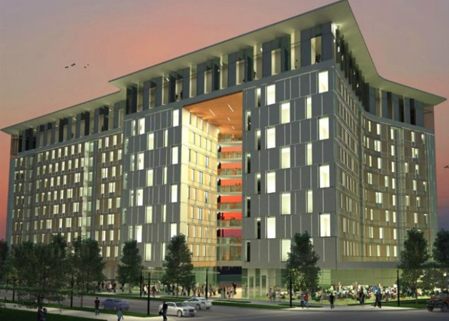 New dorms possible for 2019