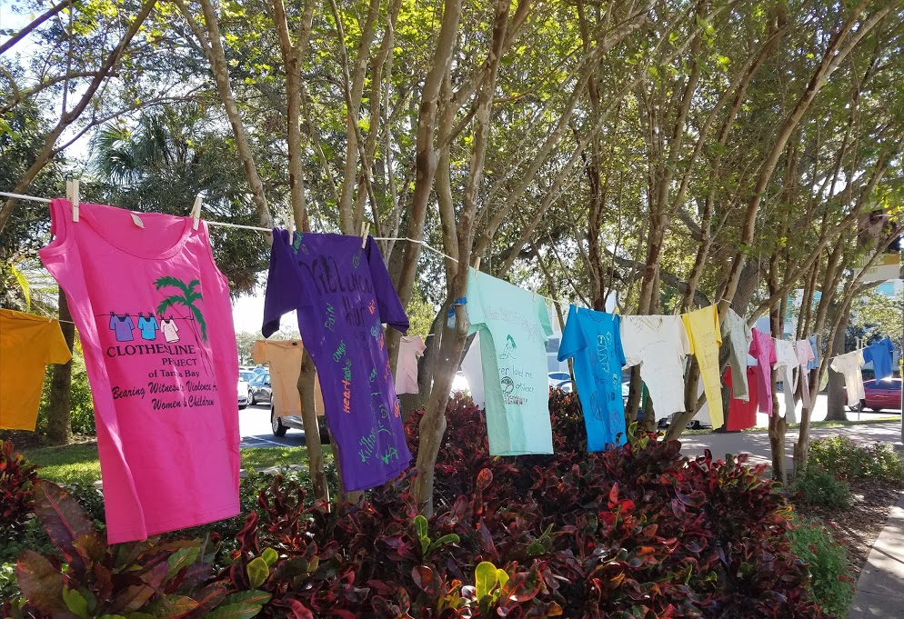 Clothesline Project brings hope to victims of sexual and domestic violence