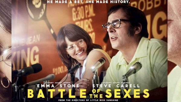 "Review: Emma Stone hits a near perfect shot in ""Battle of the Sexes"""