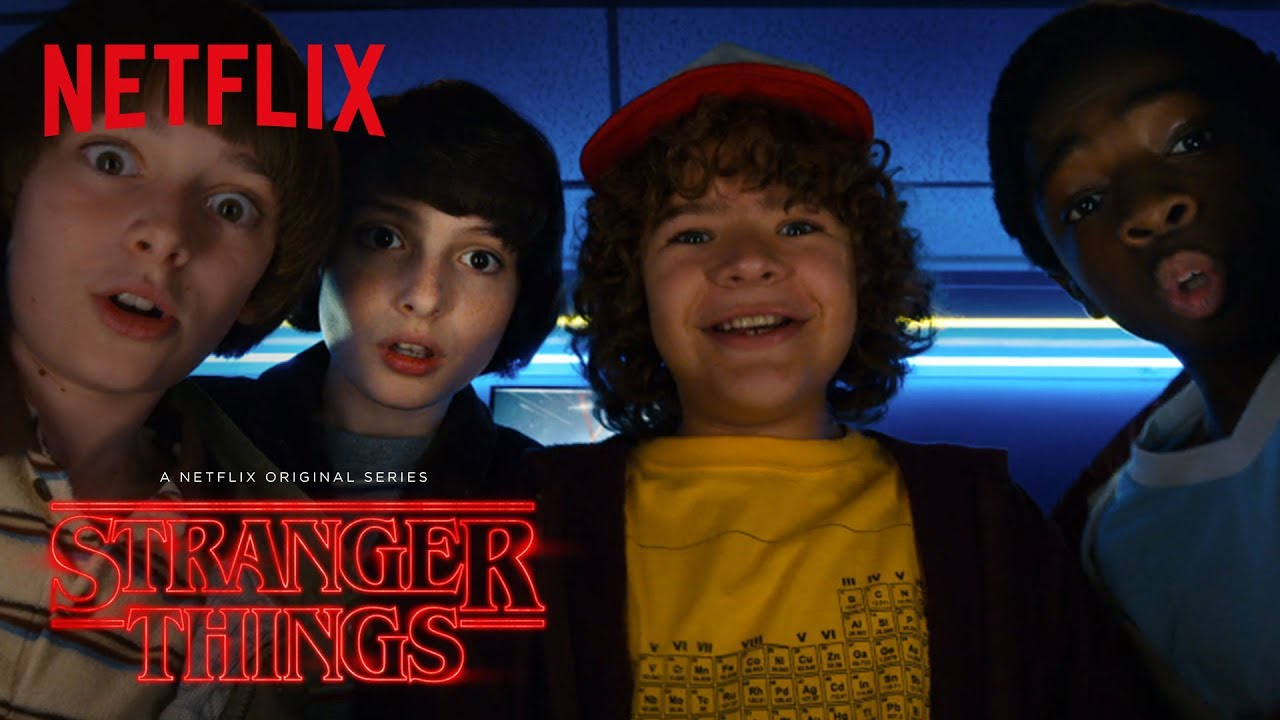 "Netflix flips our world Upside Down with ""Stranger Things 2"""