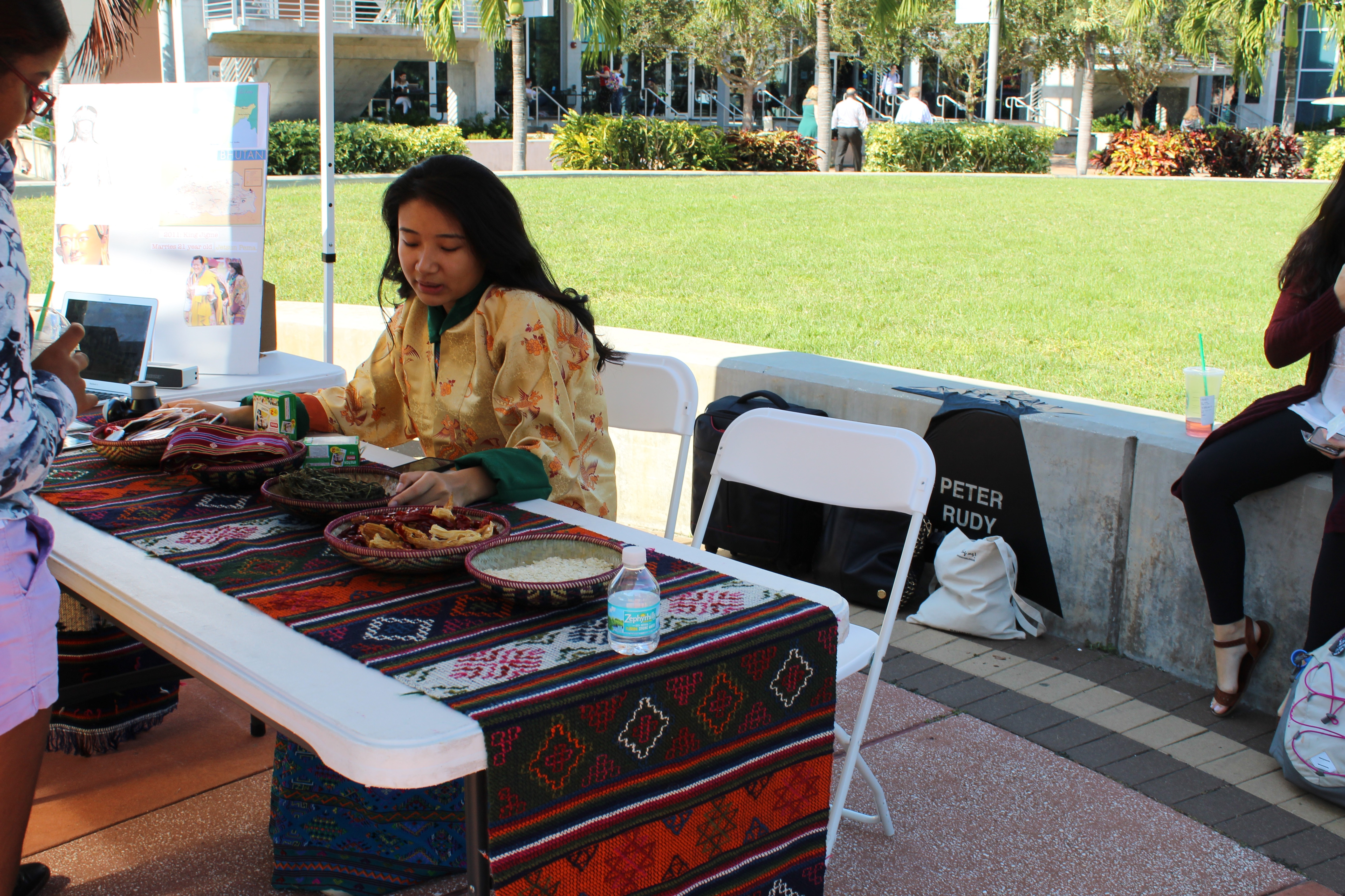 Campus gets first look at Bhutanese culture