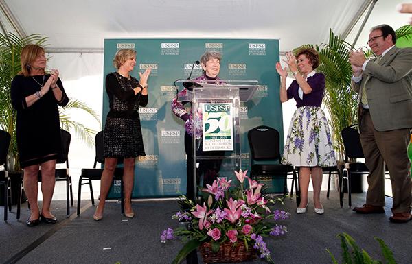 Lynn Pippenger named 'Philanthropist of the Year'