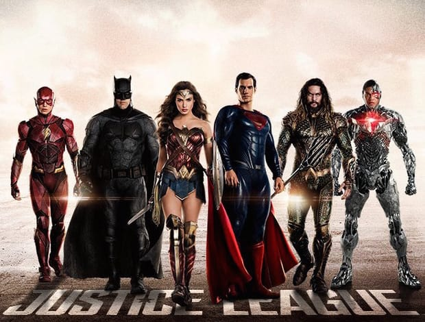 Review: Justice League flashes potential, still a bust