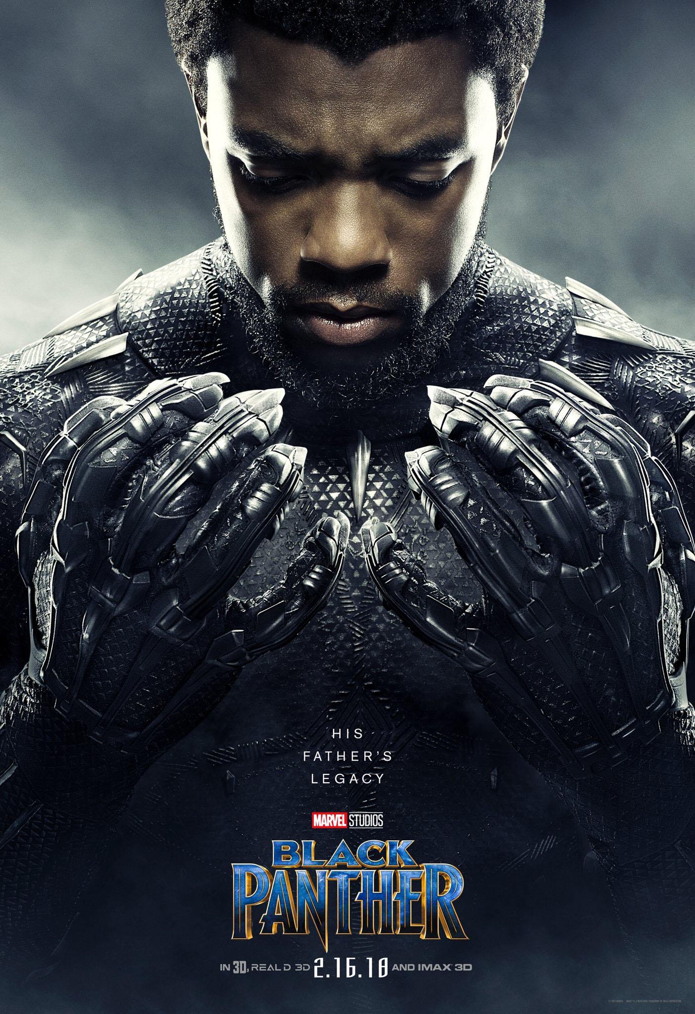 دانلود فیلم Black Panther 2018 + زیرنویس + کیفیت بلوری