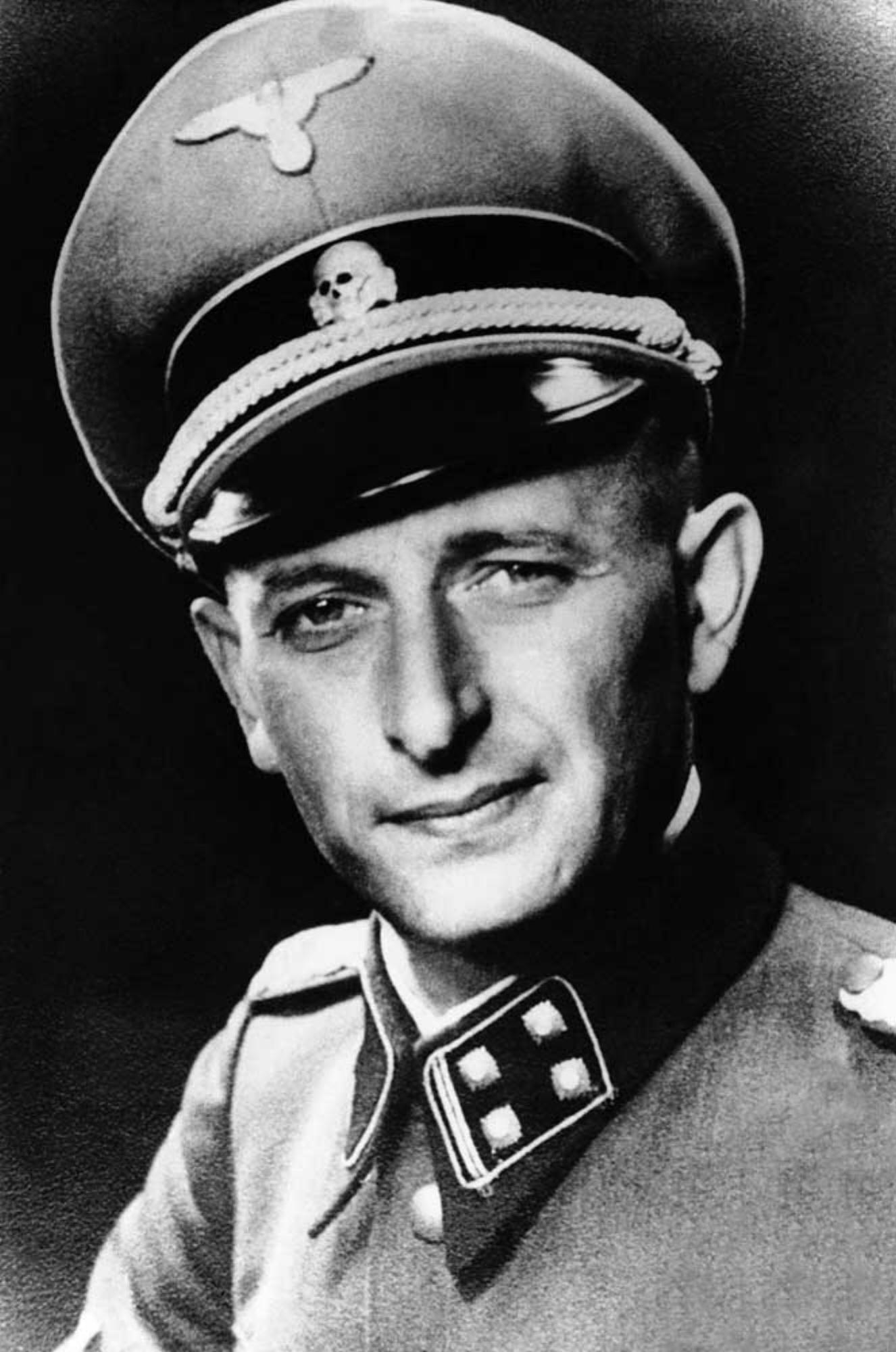Adolf Eichmann: biography and crimes 42