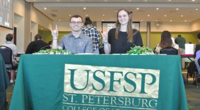 Usf St Pete Majors >> New Scholarship For Education Majors The Crow S Nest