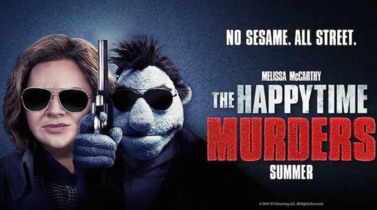 Happy Time Murders