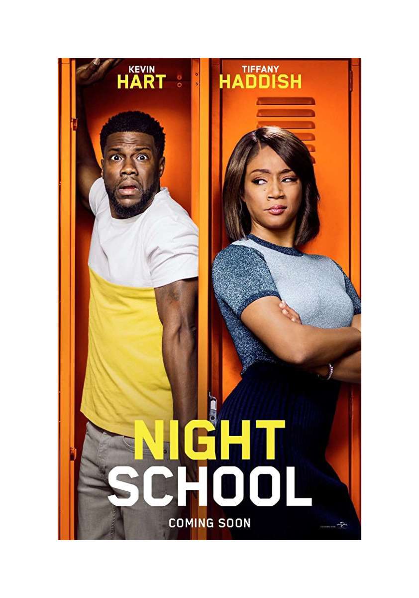 Night School Flunks Out Of Theaters The Crow S Nest