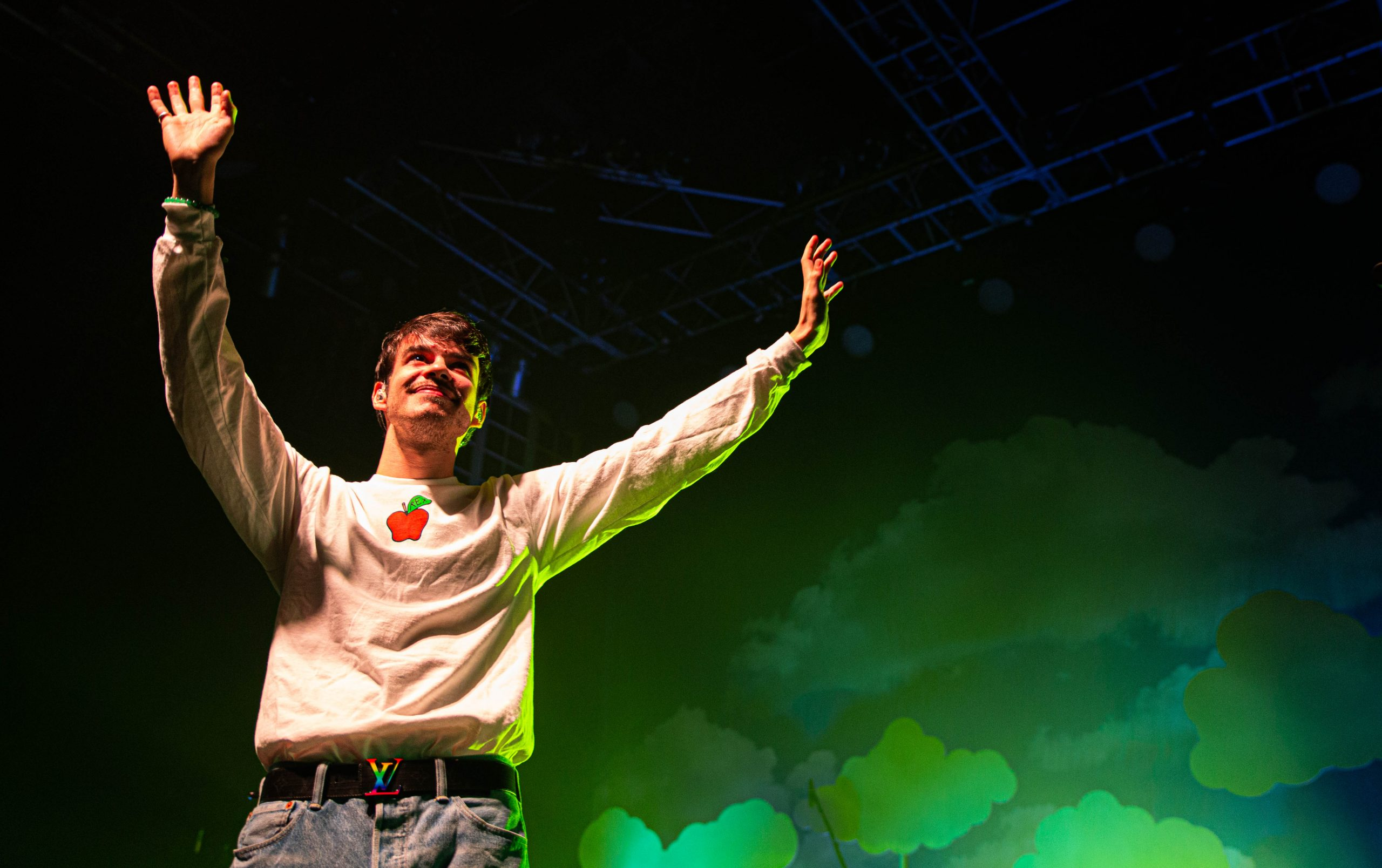 A Valentine's evening spent with Rex Orange County – The Crow's Nest at USF St. Petersburg